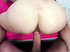 Milf with big hooters loves to suck and cant say No to her hot bang buddy