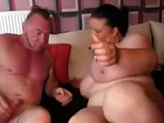 bbw mature with big melons pounded hard
