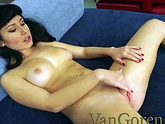 Hardcore Sex With Hot Brunette