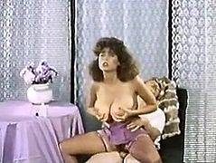 christy canyon .young screen test?