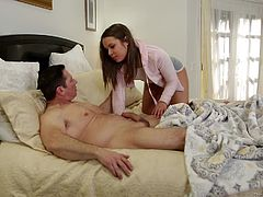 forbidden lust @ i love when daddy cums home