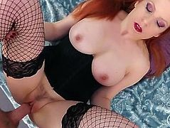 Smoking Sister Creampied by Horny Brother