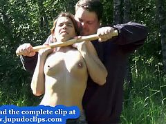 New at Jupudoclips.com - Tied Up In Distress Torture