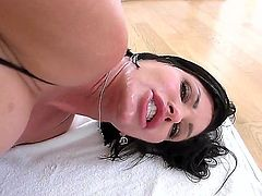 Shay Fox is a hot beauty who doesn't know what is about to happen. She is going to get anally fucked real hardcore that she won't be able to walk at all.