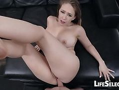 Kagney Lynn Karter - Hot MILF pleases her man (POV)