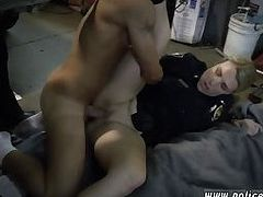Amateur kinky orgy and wife licking his ass xxx Chop Shop Own