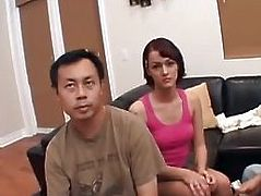 The husband watch his wife get fucked- More On HDMilfCam,com