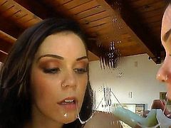 Liza del Sierra and many other girls such as Chastity Lynn, Alison Tyler and Franceska Jaimes are on that junk again. They are going to take a big cum in mouth.