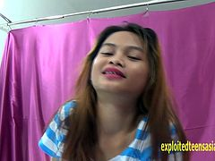 Exploitedteensasia Exclusive Scene Juliet Filipino Amateur Rides Massive Cock In Her Debut Really Cute Teen