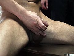 Elder Land is ready for service, but the Bishop and President have some more tests to put him through. He must sit on dildos increasing in size, as well as allowing the older men to use him how they see fit. He passes all tests and will soon move on to greatness.
