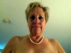 Aunt Sue  tired from fucking