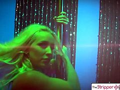 TheStripper Experience- Stevie Shae suck and fuck a big dick
