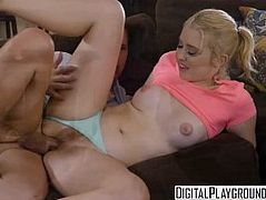 DigitalPlayground - Having fun with Step-sis, Chloe Cherry and Jessy Jones