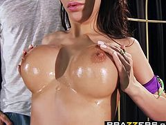 Brazzers   Baby Got Boobs   Aleksa Nicole and Johnny Sins   You are next