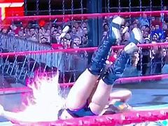 Congratulations to Alexa Bliss for the Elimination Chamber