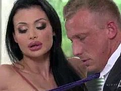 Aletta Ocean Fucked in Interview - Watch Full Free at ThePornTub.com
