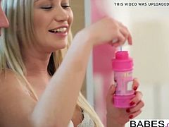 Babes - Choky Ice and Lindsey Olsen - Quick and Dirty