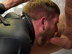 These guys likes to play hardcore and rough, so if you prefer the same, join and you won't be disappointed. Gay bondage with intense SM & hardcore sex with hot studs. Have fun!