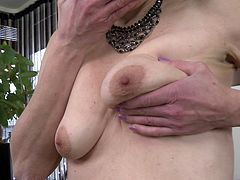 mature MILF Alice S. solo Alice Sharp