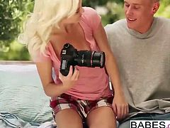 Babes - Richie Black and Chloe Foster - Somebody to Love
