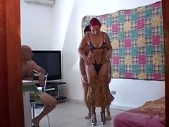 Hot Italian ladies getting fucked