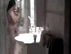 Chinese mature exwife she says in shower