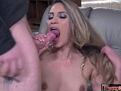 Natural tits pornstar hardcore and facial