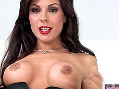 Twistys   Kirsten Price starring at All Business More Pleasure