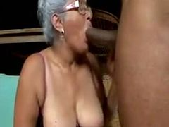 Old Ebony Maid need a BBC