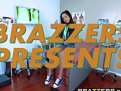 Brazzers   Doctor Adventures   Trinity StClair Mick Blue   How To Take A Load