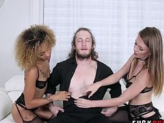 Alex Blake And Xianna Hill in Five Star Sex For Special Requests