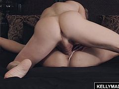 RYAN MADISON Wakes Marilyn Mansion With Creampie