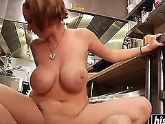 Katie kox can't live without a valuable pounding