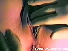 Sexy mature visits the doctor to talk about her husbands big cock hurting her during sex. Well, the doctor took over and gave her his own dick - for science!