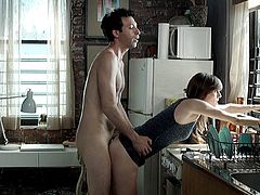 Allison Williams Sex In The Kitchen From Girls Series