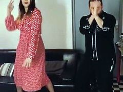 Klara Of First Aid Kit Does A Charming Seductive Dance!