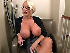 Alura jenson just want to have pleasure