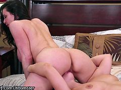 Lena Paul Face Covered Of Step Mom Kendra Lust Pussy Juice