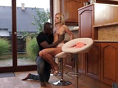 BLACK4K. Shanie Ryan loves huge cock of her new muscled boyfriend