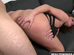 Brooklyn Chase - Teen shows off her new Fetish outfit -Reality Kings