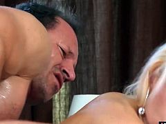 Stacy Silver Two On One Ass Pounding