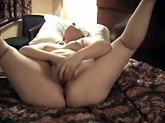 Horny Fat CHubby Teen loves to orgasm a lot in hotels