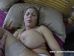 Amber lynn bach my son always receives what that guy wishes