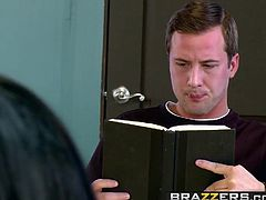 Brazzers - Big Tits at School - Audrey Bitoni Jessy Jones -