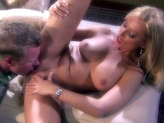 Cute Diana Doll gets her wet pussy stretched with a fat dick