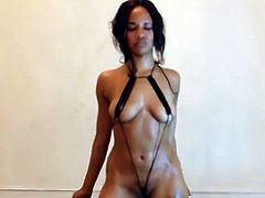 19 YEAR OLD VIXEN AUDITIONING FOR MUSIC VIDEO