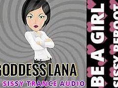 Sissy Trance Audio Lipstick and lollipops
