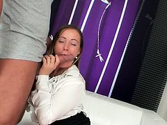 Hubby Sees Wife Bibi Fox Pounded by Stud