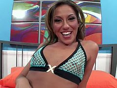 Adriana Deville Squirts Everywhere