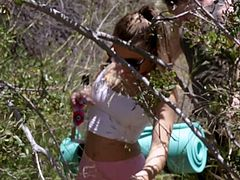 TeamSkeet - Banging Work Out Teen Fucks In Nature